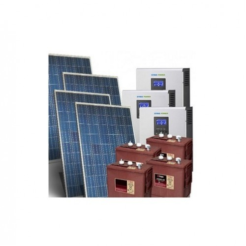 Schema Elettrico Impianto Fotovoltaico 6 Kw : Solar energy point kit fotovoltaico trifase pro kw v off grid